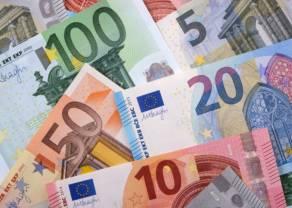 Kurs euro przy 4,56 złotego. Frank zbliża się do 4,34 PLN. Dolar powyżej 4,20 zł na rynku walutowym Forex. Funt lekko w górę