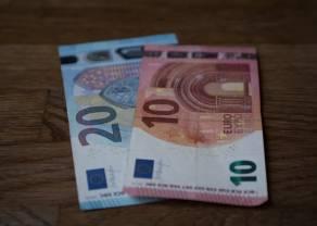 Kurs euro względem dolara (EUR/USD) wciąż nad ważnym wsparciem. Sytuacja na rynkach finansowych