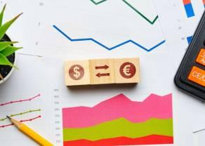 Kurs eurodolara (EURUSD) spada poniżej 1,19$. Notowania EUR/PLN przy szczytach z początku 2021 roku
