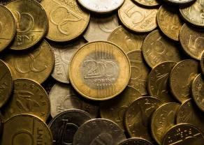 Kurs forinta (HUF) leci w dół! Już wkrótce dane o inflacji -  czyżby podwyżka stóp procentowych była konieczna?