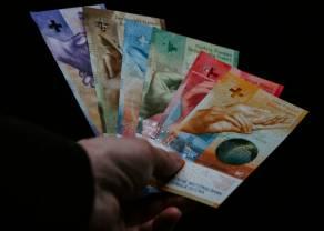 Kurs franka (CHF) wyhamował. Jak zachowa się dolar (USD)?