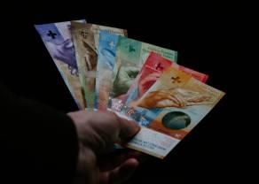 Kurs franka powyżej 4,33 złotego. Euro przy 4,60 PLN. Komentarz walutowy –  co tak naprawdę zrobił Fed?