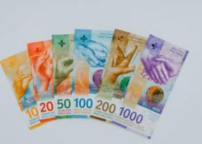 Kurs franka w pobliżu 4,31 złotego. Dolar powyżej 4,21 PLN. Komentarz walutowy –  rynek chce droższej ropy