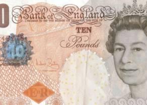 Kurs funta GBP pod presją rozczarowujących danych makro. Tąpnięcie amerykańskiego dolara