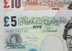 Kurs funta do dolara GBPUSD - największy spadek w ciągu jednego dnia od ponad roku