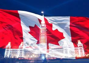 Kurs funta do dolara kanadyjskiego na ważnym poziomie 1,6850 - czy dane o PKB Kanady będą mieć duże znaczenie?