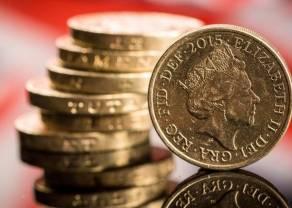 Kurs funta (GBP/PLN) mocno w górę! Ile zapłacimy za euro, dolara i franka? Kursy walut 19 kwietnia