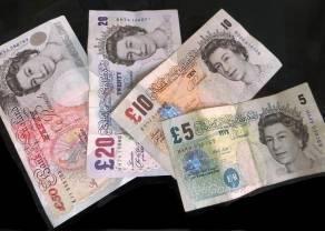 Kurs funta (GBP/PLN) w dół. Ile zapłacimy za euro, franka i dolara? Kursy walut 6 kwietnia