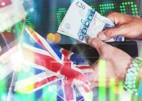 Kurs funta (GBP/PLN) w górę! Ile złotych zapłacimy za euro, dolara i franka? Kursy walut wieczorową porą