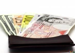 Kurs funta (GBP/PLN) w górę. Korona czeska też zyskuje względem złotego. Ile zapłacimy za euro, franka i dolara? Kursy walut 9 lipca