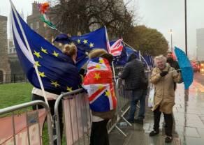 Kurs funta GBPPLN wobec nadchodzącego Brexitu. Kontrowersje wokół wyborów w USA