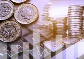 Kurs funta (GBP/PLN) wystrzelił w górę. Co z euro, frankiem i dolarem? Kursy walut na rynku Forex po południu 23 lutego