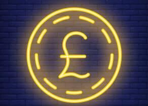 Kurs funta (GBPUSD) z najlepszym wynikiem od miesiąca. Rosnące oczekiwania inflacyjne w USA mogą wpłynąć na rynki