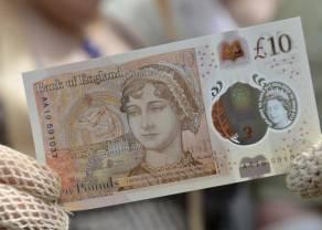 Kurs funta w niecałe 3 godziny spadł 7 groszy! Sprawdzamy też jak mocno funt traci do euro oraz dolara