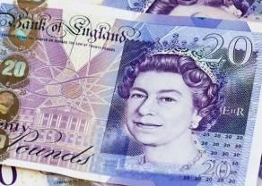 Kurs funta wobec złotego mocno się trzyma. Euro, dolar i frank dzisiaj odpuściły polskiej walucie