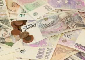 Kurs korony czeskiej w górę! Czeski Bank Narodowy podnosi stopy procentowe