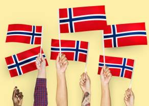 Kurs korony norweskiej zmienia trend. EURNOK rozpoczyna serię wzrostową