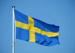 Kurs korony szwedzkiej. Wykres USDSEK pokazuje wyraźną słabość notowań korony