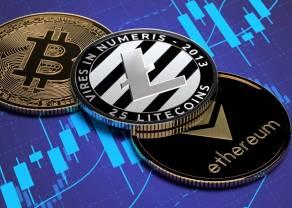 Kurs Litecoina mocno w górę! Bitcoin, Ethereum i Ripple też zyskują. Kursy kryptowalut 22 września