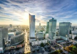 Kurs polskiego złotego do góry po ogłoszeniu wskaźnika CPI i PKB Polski