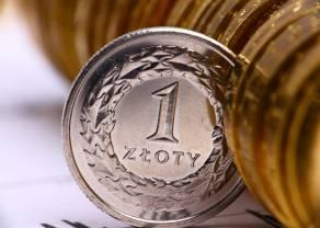 Kurs polskiego złotego (PLN) dzisiaj traci. Ile złotych zapłacimy za euro (EUR), dolara (USD), franka (CHF) i funta (GBP)?