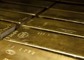 Kurs złota (XAUUSD) na  mocnym wsparciu. Fundusze hedgingowe zgromadziły rekordową krótką pozycję wynoszącą 79 000 lotów.