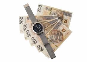 Kurs złotego traci do głównych walut w dniu danych o inflacji CPI w Polsce. Sprawdzamy dokładny kurs dolara, euro, franka i funta