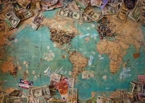 Kursy dolara, euro i funta w dół. Frank zwyżkuje. Sprawdź kursy walut po pierwszych dniach 2020 roku na rynku Forex