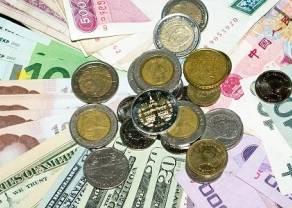 Kursy euro, dolara, franka i funta (EUR, USD, CHF i GBP) na rynku Forex po południu. Ile złotych zapłacimy za te waluty?
