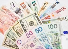 Kursy euro, dolara, funta, franka i korony czeskiej względem polskiego złotego (PLN) w piątek po południu