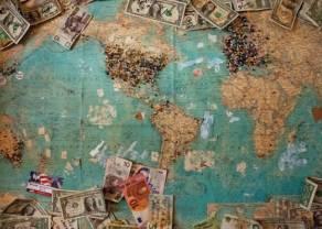 Kursy euro (EUR), dolara (USD) i funta (GBP.) Giełdy w dół po komentarzach Powella!