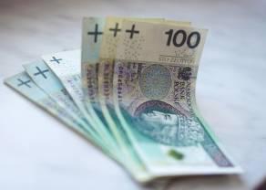 Kursy funta, franka i dolara najwyżej! Euro i korona czeska też rosną. Złoty zmiażdżony