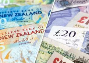 Kursy funta GBP i dolara NZD najsłabsze! Co z euro, frankiem i dolarem USD?