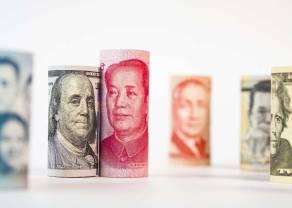 Kursy walut na FX (USD/PLN, CHF/PLN, GBP/PLN, EUR/PLN). Notowania dolara coraz śmielej w górę