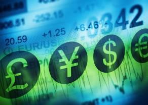Kursy walut - tanieje dolar, euro i frank, ale funt idzie w górę