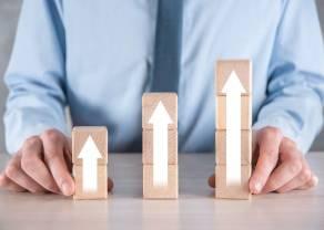 Liderami odbicia średnich spółek pozostają Mabion i Biomed, rosnące odpowiednio 24,5% oraz 20,4%! Notowania GPW