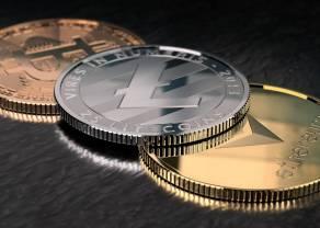 Litecoin odrabia straty. Ile zapłacimy za Bitcoina, Ethereum i Ripple? Kursy kryptowalut 8 września