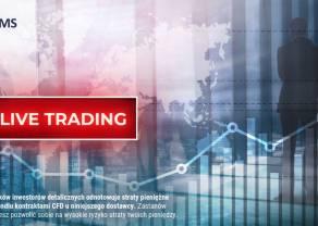 Live trading. Ucz się od eksperta na żywo!