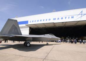 Lockheed Martin - spółka zbrojeniowa, która zyskuje na konflikcie USA z Koreą Północną