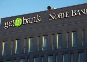 Luka kapitałowa Getin Noble Banku pod koniec IX wyniosła około 900 mln zł