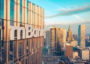 mBank z wynikami finansowymi za III kwartał. Kurs akcji najniżej od 10 lat
