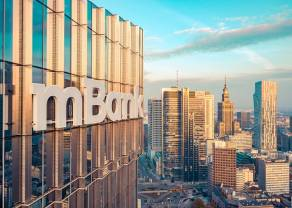 mBank z wynikami za IV kwartał 2019 r. Kurs akcji mocno w górę