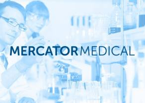 Mercator Medical rozgrywany pod koronawirusa. Kurs po raz kolejny szaleje