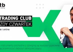 Metoda overbalance w praktyce - Weź udział w XTB Trading Club!