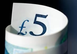 Moc funta (GBP). Kurs dolara (USD) traci mimo wzrostu awersji do ryzyka. Sytuacja na rynkach finansowych
