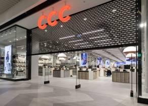 Mocna odreagowanie kursu akcji CCC(wzrost 8%). Kurs akcji Stander Bank również w górę