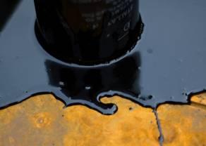 Mocne wahania ceny złota i ceny ropy. Spadek liczby funkcjonujących wiertni ropy w USA