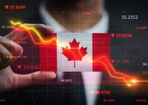 Mocny dolar amerykański (USD), dolar kanadyjski (CAD) jeszcze mocniejszy. Kursy funta, franka i dolara nowozelandzkiego (NZD) poszybowały w dół