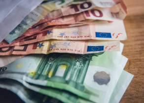 Możliwa korekta na kursie euro w relacji do dolara (EUR/USD)