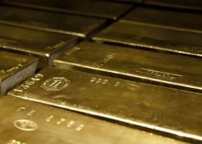 Możliwy zwrot na rynku złota